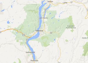 Assured insulation services penticton vernon kelowna okanagan map